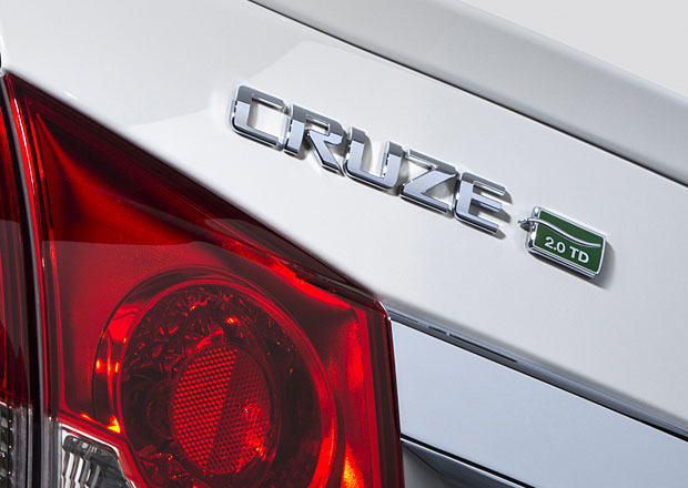 Chevrolet Cruze Diesel je nejúspornějším autem v USA