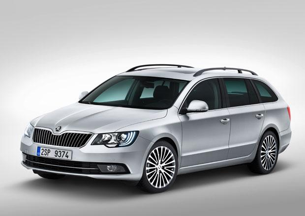 Škoda Superb: Čerstvý facelift podrobně