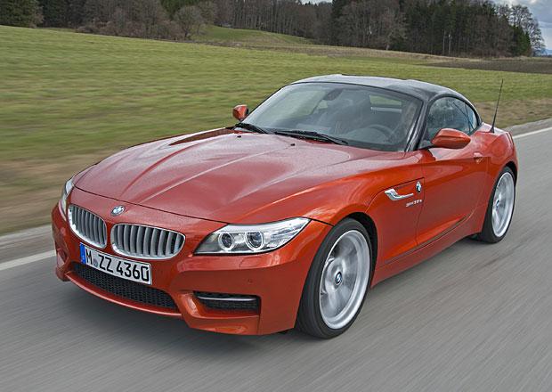 BMW Z4: Pro rok 2014 o něco atraktivnější