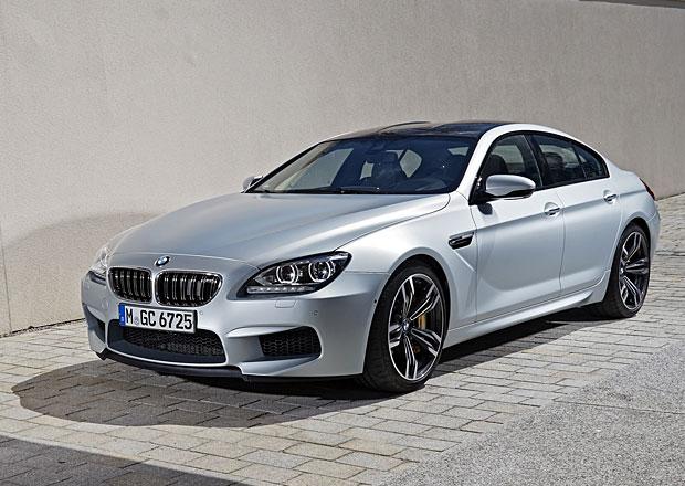 BMW M6 Gran Coupé: M6 pro čtyři míří na trh