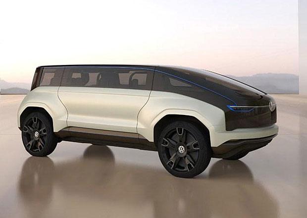 Volkswagen 4Fun je lidovým MPV pro rodinu i radost. A s autopilotem!