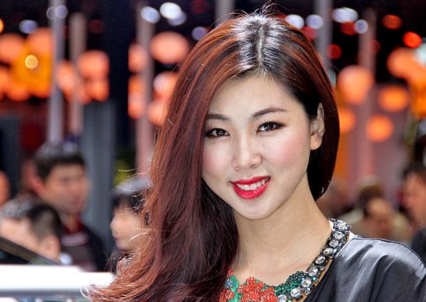 Šanghaj 2013: Fotogalerie modelek