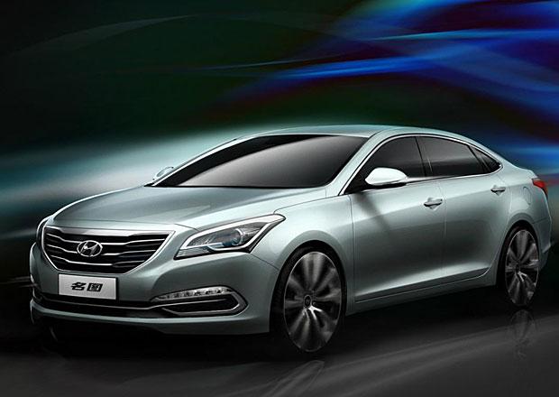 Hyundai Mistra: i40 pro Čínu