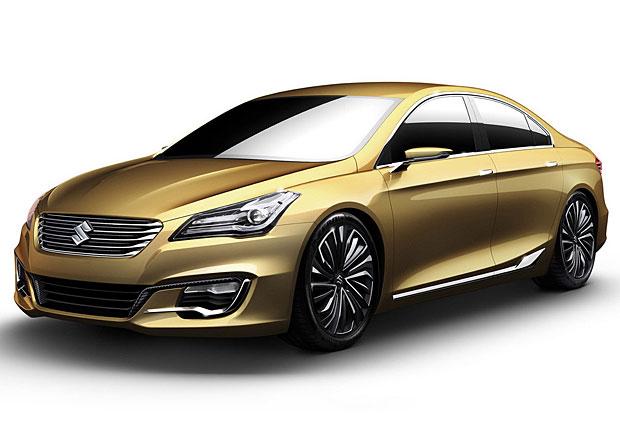 Koncept Suzuki Authentics: Bitva malých sedanů pokračuje