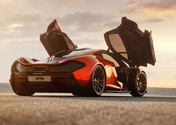 McLaren P1: Nástupce F1 v detailech