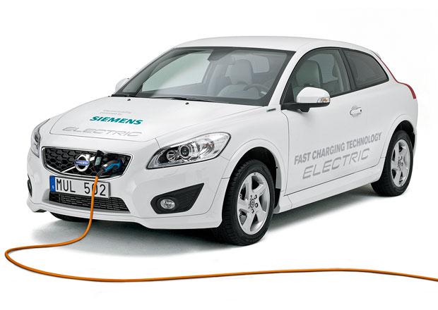 Volvo zrychlí dobíjení elektromobilu o 80 %