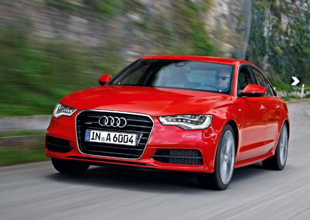 Český trh v březnu 2013: Nejprodávanější automobily vyšší střední třídy