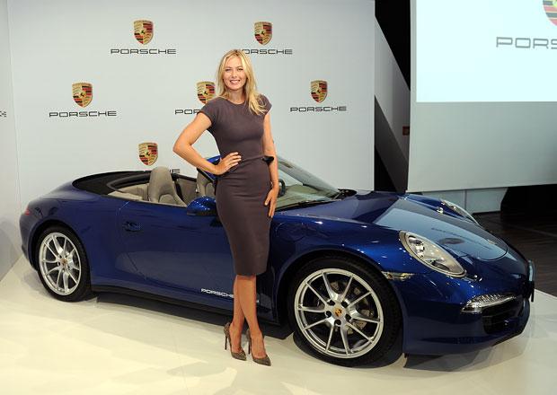 Porsche prodává ženám v USA dvakrát více aut, vyplácí se Šarapovová?