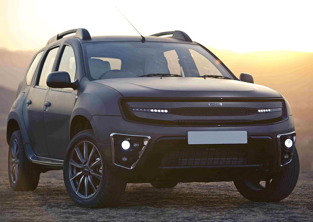 DC Duster: Indick� prom�na z rumunsk� levnoty v luxusn� SUV