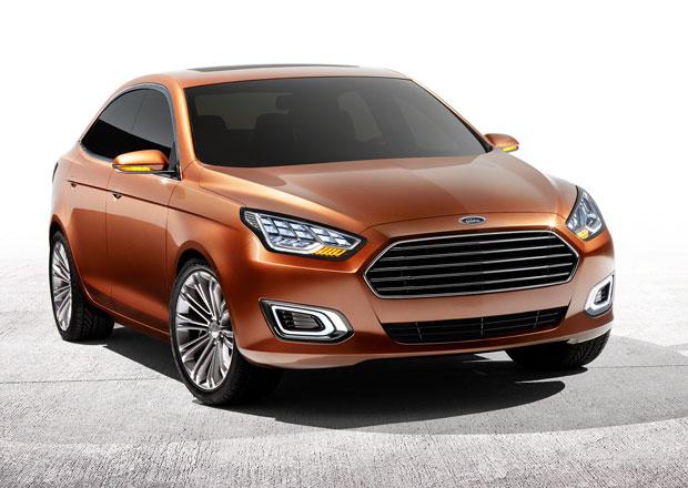Ford Escort mo�n� doraz� i do Evropy