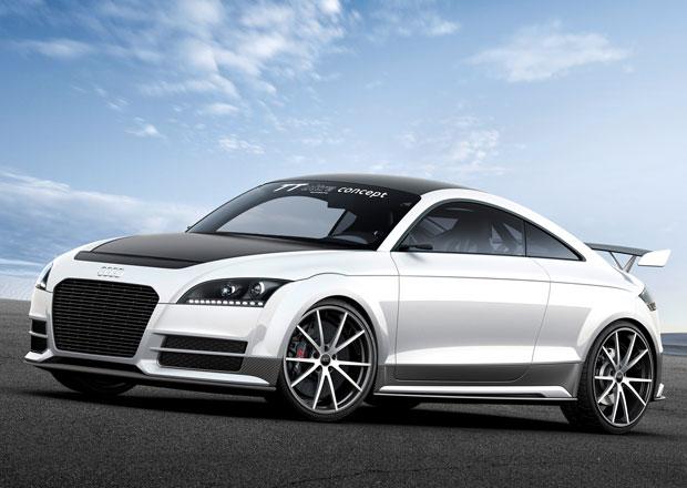 Audi TT ultra quattro concept: 310 k, 410 N.m a 1111 kg