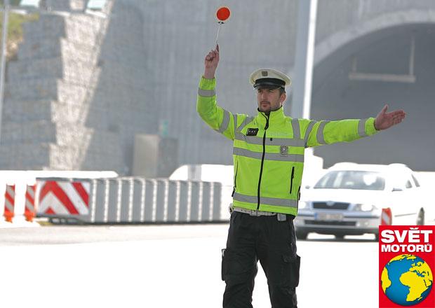Technická kontrola na silnici: Policie na lovu