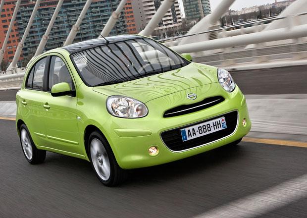 Renault bude vyr�b�t Nissan Micra ve Francii