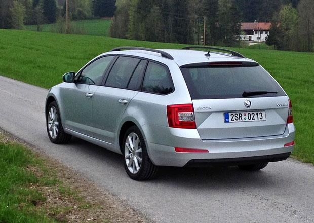 �koda Octavia Combi: Online test na Auto.cz