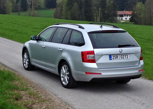 Škoda Octavia Combi: Online test na Auto.cz