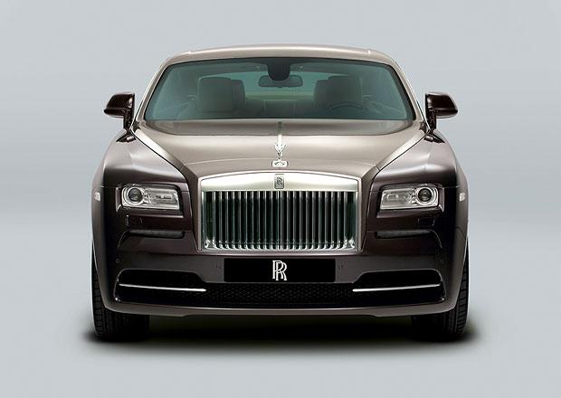 Rolls-Royce potvrdil Wraith Convertible, kupé najdete ve výkladu obchoďáku Harrods
