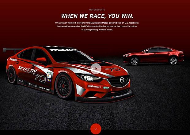 Mazda v USA podporuje model 6 a Skyactiv-D agresivní kampaní