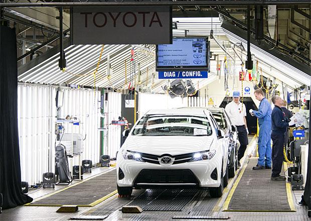 Toyota chce prodávat 10 milionů aut ročně, chystá novou platformu