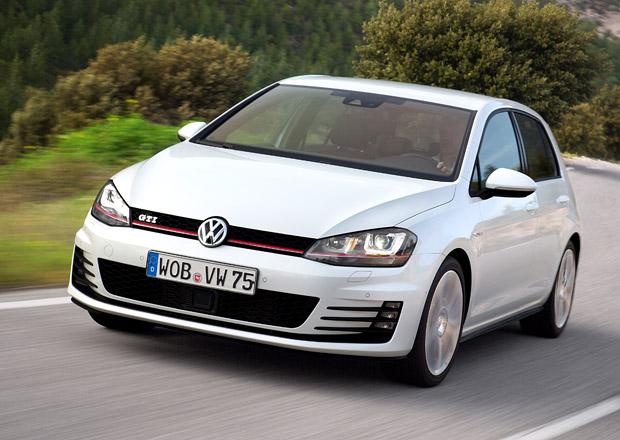 Volkswagen připravuje výkonnější Golf GTI pro Wörthersee