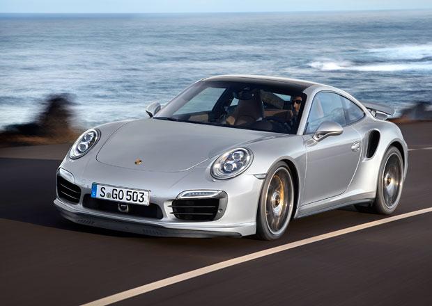 Porsche 911 Turbo a Turbo S: Nová generace dorazí v září