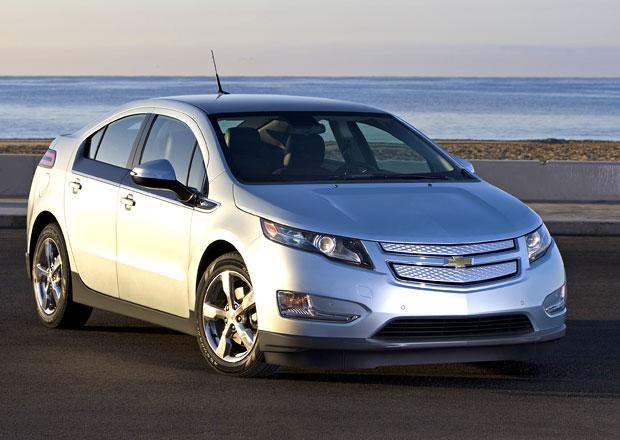 Dan Akerson: Druhá generace Chevroletu Volt bude levnější a zisková