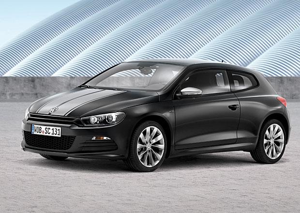 """VW Scirocco Million Edition: """"Šíro"""" slaví milion"""