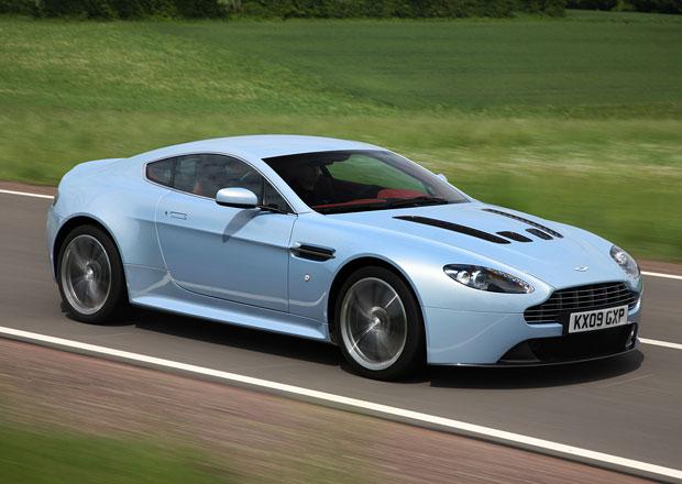 Aston Martin V12 Vantage: Zběsilý dvanáctiválec končí