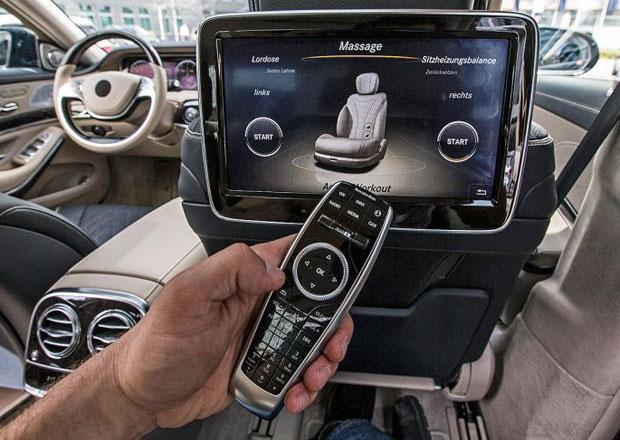 Mercedes-Benz S: Nové informace k modelu W222