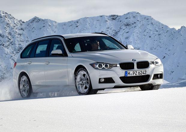 Novinky BMW: Více xDrivu a Launch Control