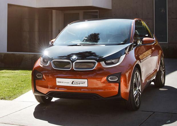 BMW i3: Malý elektrohatchback bude stát jako sedan řady 3