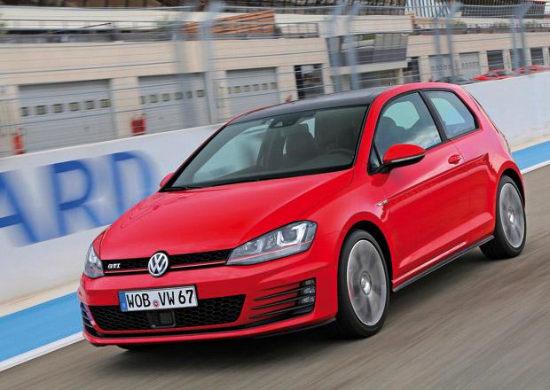 Volkswagen připravuje karbonovou střechu pro ostré Golfy