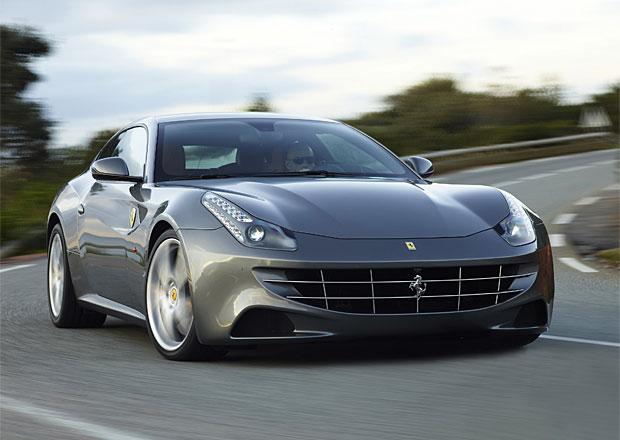 Ferrari chce být exkluzivnější, omezí prodeje