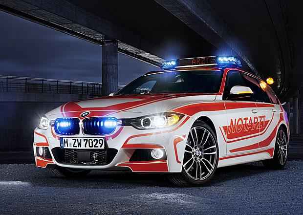 BMW 3 Touring chce zachraňovat životy