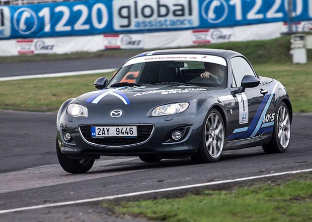 Mazda MX-5 Cup: První podnik úspěšně za námi