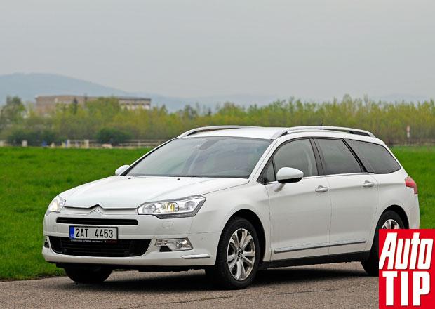 Citroën C5 Tourer 2.0 HDi: Ujeli jsme 35.000 km