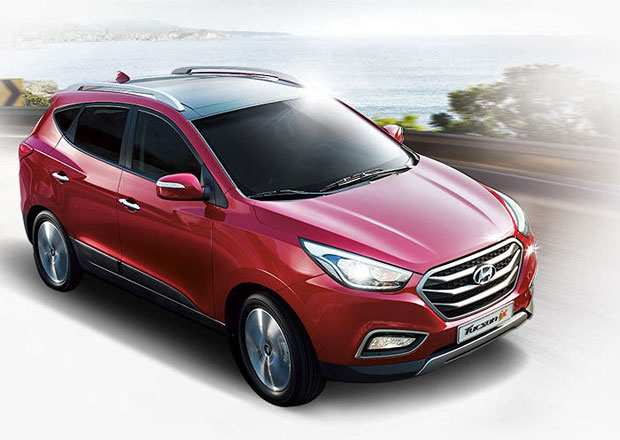 Hyundai Tucson ix: Jihokorejsk� ix35 pro�la modernizac�
