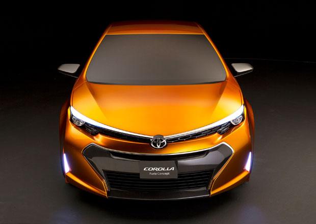 Toyota Corolla 2014: Nová generace se odhaluje