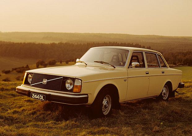 Volvo 240: Legenda skončila před 20 lety