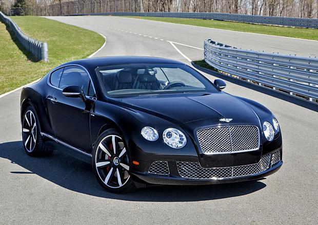 Bentley představuje šest limitovaných edic Le Mans