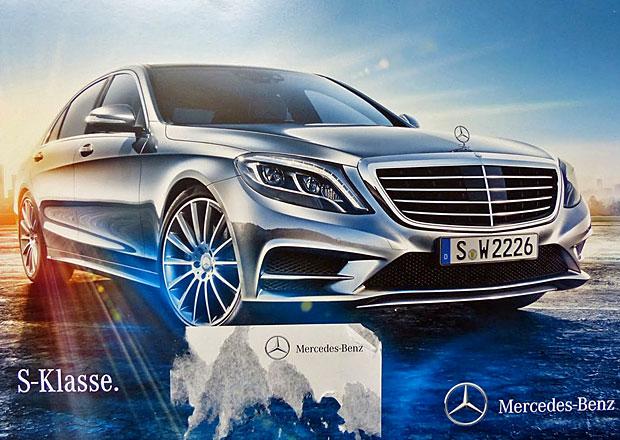 Mercedes-Benz třídy S: Tajemství padlo, známe i technická data