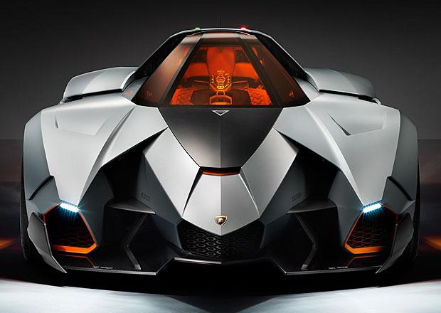 Lamborghini Egoista: Extrémně rozzuřený býk pro jednoho (nové fotografie)