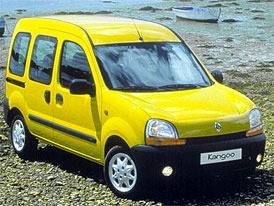 Renault Kangoo – malý velký automobil