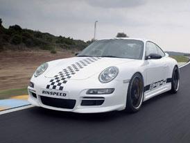 Rinspeed Indy: Porsche pro starou cihelnu