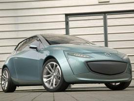 Mazda: už žádné MX, pouze SASSOU (studie pro IAA)