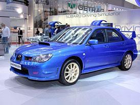 Impreza po faceliftu: usedlejší, ale výkonnější