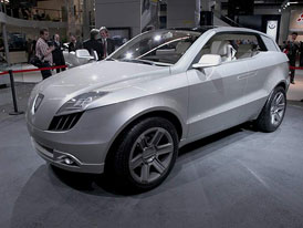 Karmann Sport Utility Cabriolet: modelová kombinatorika