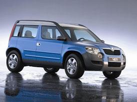 Škoda ve Frankfurtu: nejen Octavia RS