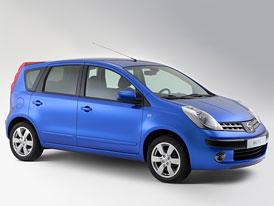 Nissan ve Frankfurtu: Micra C+C, Micra 160SR a hlavně Note!
