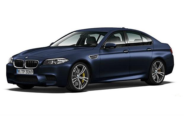 BMW M5: Utajený facelift v konfigurátoru