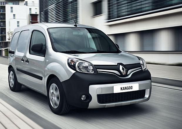 Renault Kangoo 2013: Facelift francouzské dodávky podrobněji